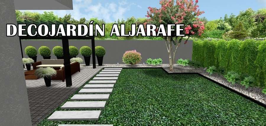 DECOJARDÍN ALJARAFE