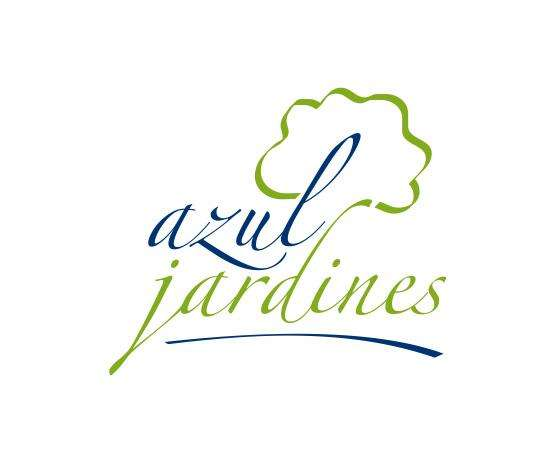 AZUL JARDINES
